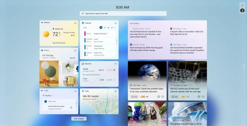Windows 11 resmi: Microsoft, işletim sisteminin yeni sürümünü duyurdu ve büyük yeniden tasarımını gösteriyor