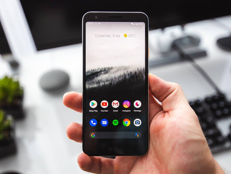 Android'de bir fotoğrafı panoya kopyalama