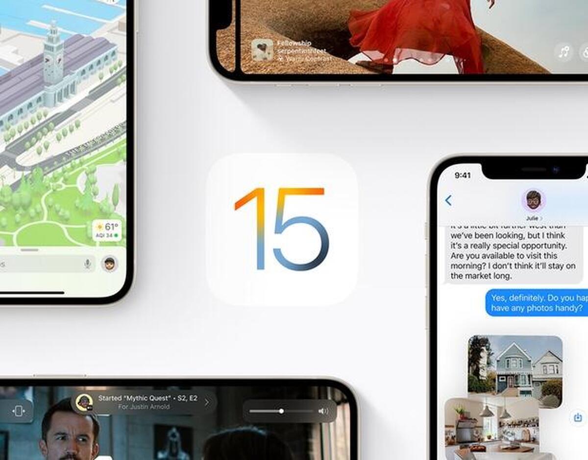iOS 15'teki yeni Arama nasıl çalışır?
