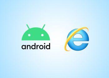 Android telefonda Internet Explorer gerektiren web sayfalarını açma nasıl yapılır?