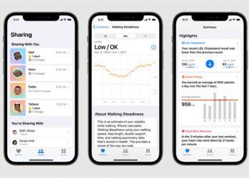 Apple, sağlık verilerinizi aileniz ve doktorlarınızla paylaşmanızı kolaylaştıracak