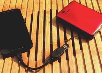Akıllı telefona HDD bağlama nasıl yapılır?