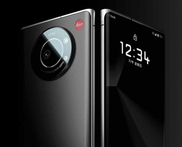 İlk Leica cep telefonu: Leica Leitz Phone 1