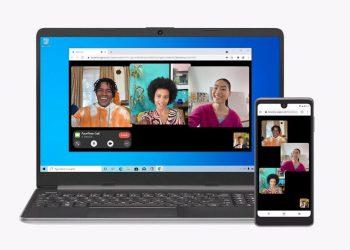 FaceTime görüntülü görüşmeleri Windows ve Android'de de yapılabilecek