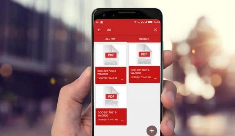 Android'de Google Drive'dan PDF dosyaları nasıl düzenleme