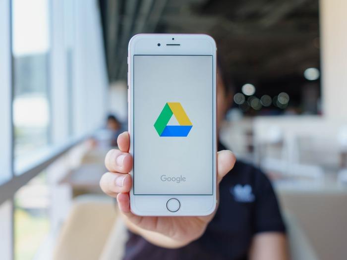 Google Drive'da virüs taraması yapma
