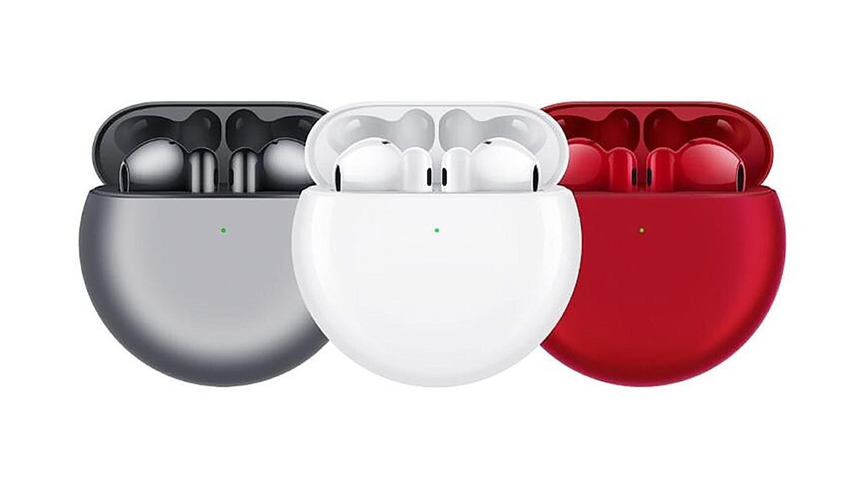 Huawei FreeBuds 4 çıktı: Özellikleri, fiyat ve çıkış tarihi