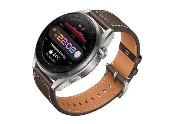 Huawei, HarmonyOS'lu ilk saati olan Watch 3'ü tanıttı