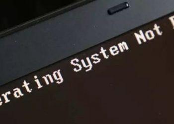 'İşletim sistemi bulunamadı' hatası çözümü