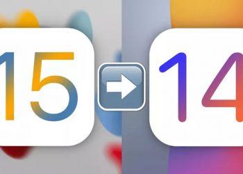 İşte iOS 15'ten iOS 14'e geri dönme ve hataları düzeltme