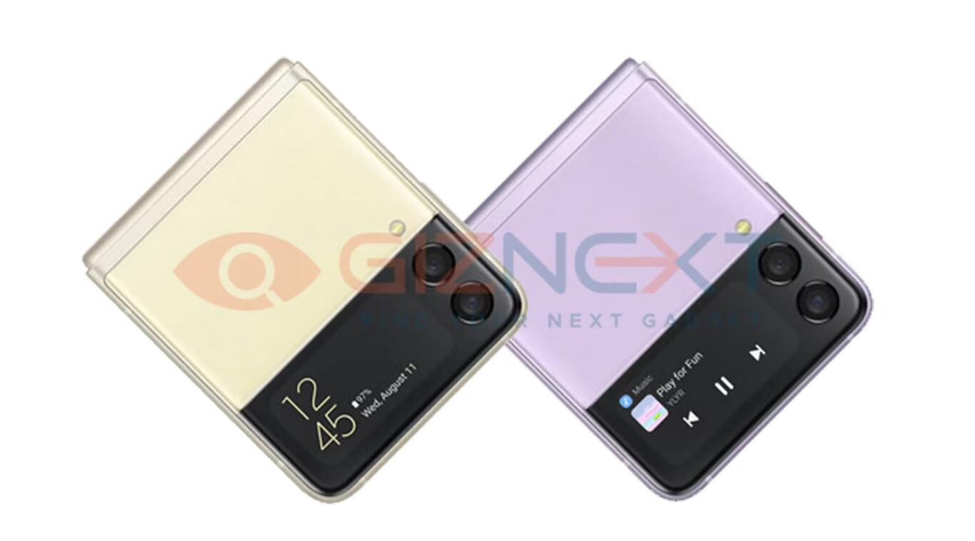 Samsung Galaxy Z Flip 3 sızdırıldı: Özellikler, resimler ve daha fazlası