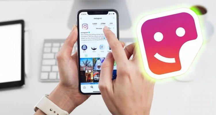 Selfie'den Instagram çıkartma yapma ve reaksiyon olarak kullanma