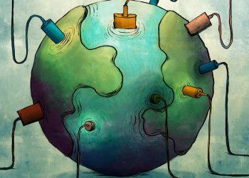 Sürdürülebilir bir dünya için teknoloji