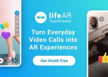 TeamViewer LifeAR'ı tanıttı: Görüntülü arama yardımı ile sorunları uzaktan düzeltin