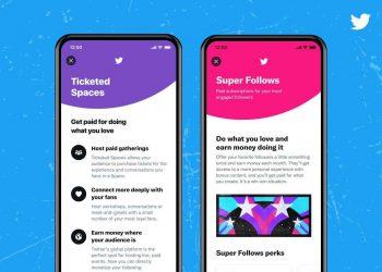 Twitter, Super Follows ve Ticketed Spaces için testlere başladı