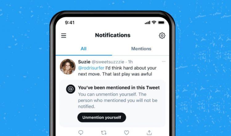 Twitter, sizden kimlerin ve ne zaman bahsedebileceğine izin vermenizi sağlayacak