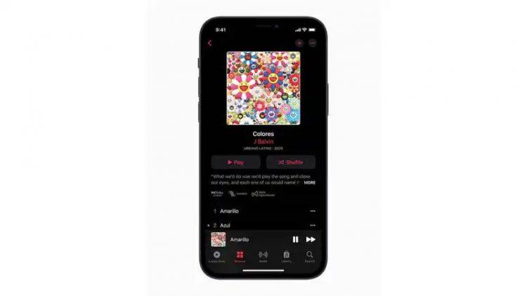Uzamsal ses Android'de Apple Music'e gelmeye başladı