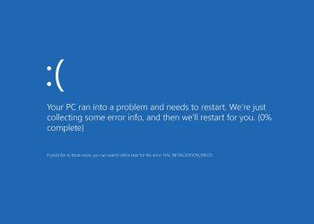 Windows'ta mavi ölüm nedir, sistem neden mavi ekran verir ve çözümü