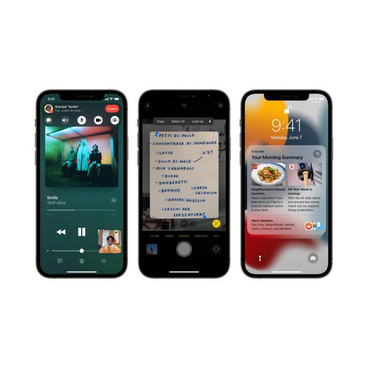iOS 15'te yeni Arama nasıl çalışıyor?