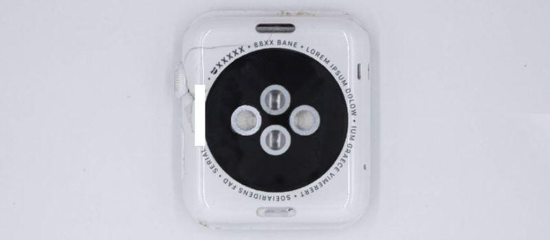 Seramik Apple Watch'ın ilk prototipi ortaya çıktı