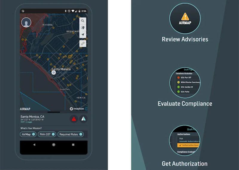 En iyi Android drone uygulamaları