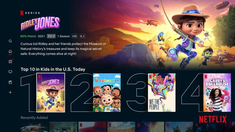 Netflix, çocuklarınızın izlediği her şeyi içeren bir e-posta gönderecek