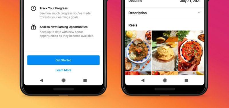 Instagram ve Facebook'tan içerik üreticilere 1 milyar dolarlık destek