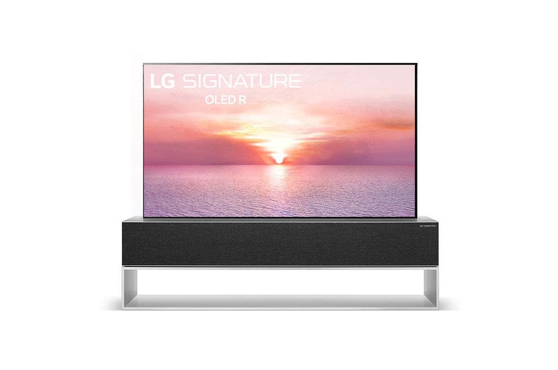 LG'nin katlanabilir OLED TV'si 100.000 dolar fiyat etiketi ile ABD'ye geliyor