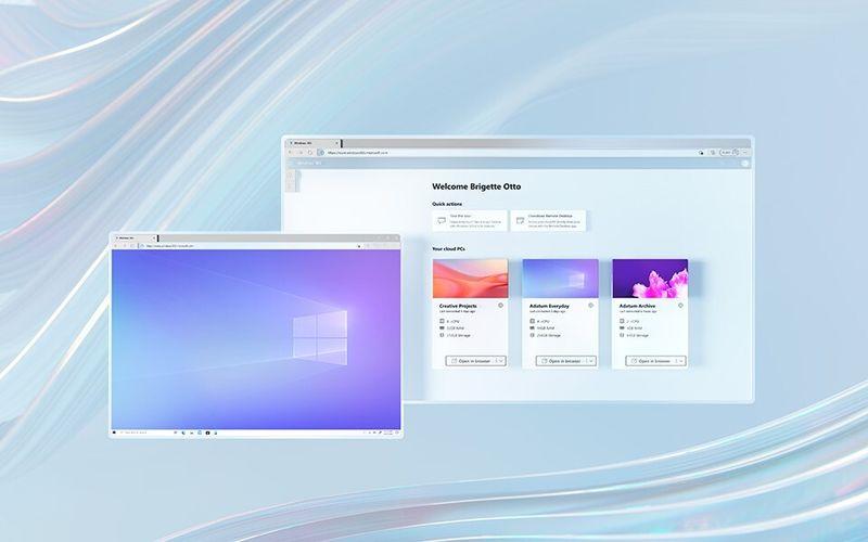 Microsoft, Windows 365 ile 'sanal bilgisayarlar' kiralamamızı sağlayacak