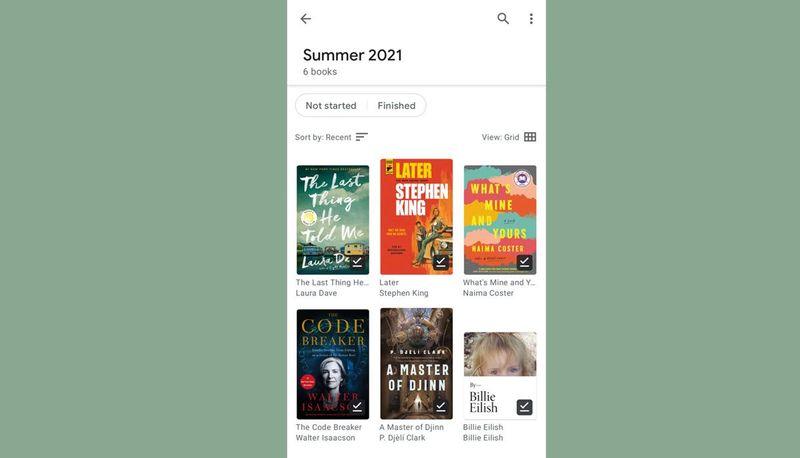 Google Play Kitaplar artık kitaplığınızı düzenlemenize izin veriyor: Nasıl kullanabilirsiniz?