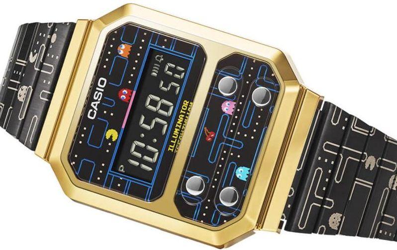 Casio 70'ler esintili PAC-MAN saatini piyasaya sürdü
