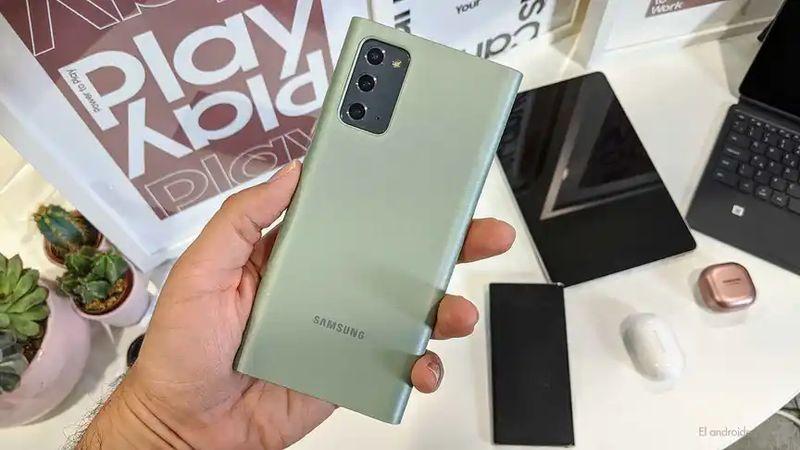 Resmi: Samsung Galaxy Note 21 Yok
