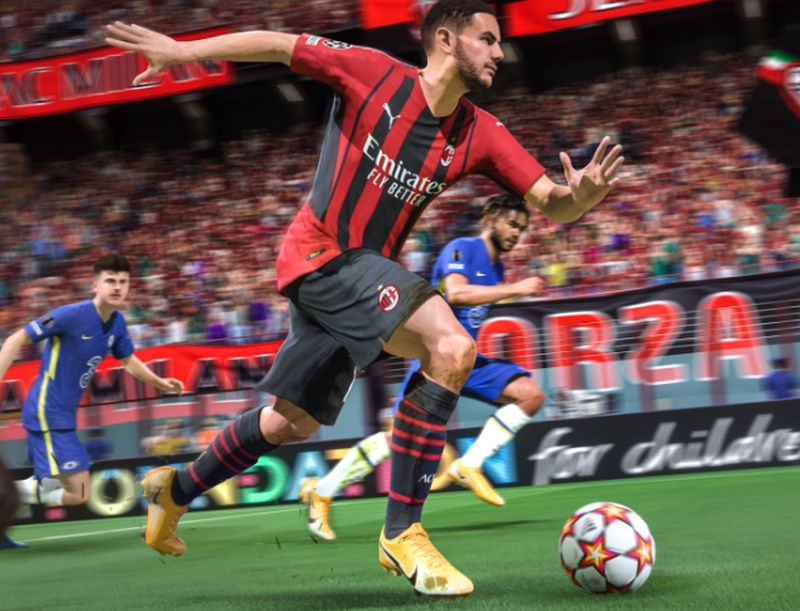 FIFA 22 oynanışını başlattı: Bunlar en önemli yeni özellikler