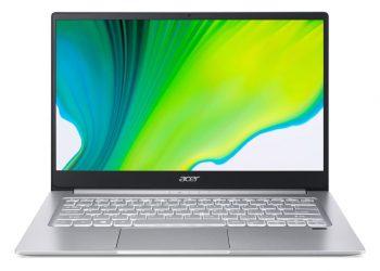 Acer Swift'in hızlı şarj destekli, yüksek kapasiteli pili ile işten ve eğlenceden ödün vermeyin