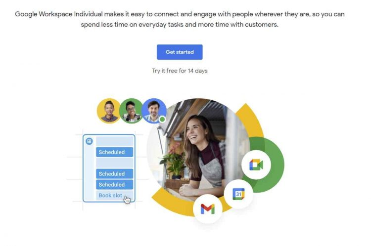 Google bireysel profesyoneller için Google Workspace Individual modelini sundu