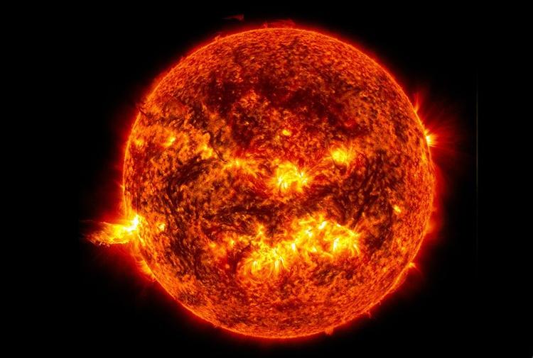 Güneş'in manyetik alanının gezegenlerin oluşumunu etkilediği kanıtlandı