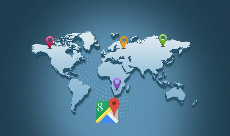 Google Haritalar'da konum paylaşma