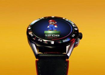 Tag Heuer Connected saat, sınırlı sayıda Super Mario sürümünü sunacak