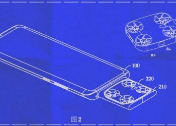 Vivo'nun yeni patenti, mobil drone kameralarının gelecekte nasıl görünebileceğini gösteriyor