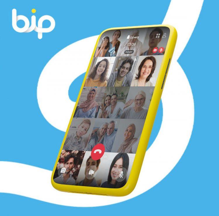 BiP'ten bayramı daha da şenlendirecek bir yenilik