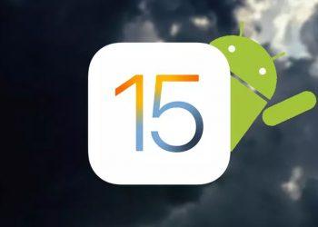 iOS 15'in Android'e benzer özellikleri