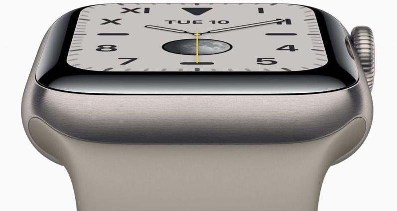 Titanyum Apple Watch Series 6 stokları tükendi