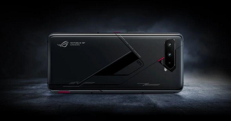 ASUS ROG Phone 5S tanıtıldı: Özellikleri, fiyatı ve çıkış tarihi