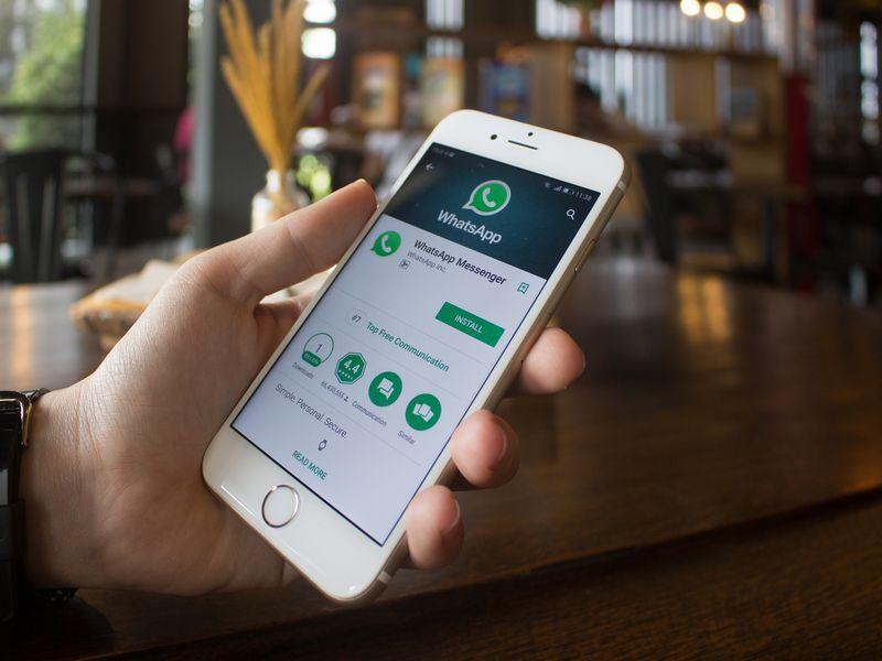 WhatsApp Süper Karanlık modu etkinleştirme