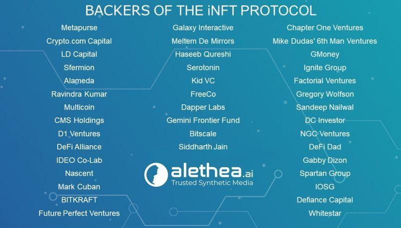 Yapay zeka tarafından geliştirilen NFT'ler yatırım almaya devam ediyor