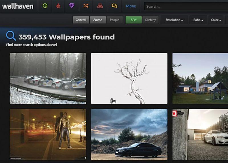 4k duvar kağıdı indir: En iyi web siteleri