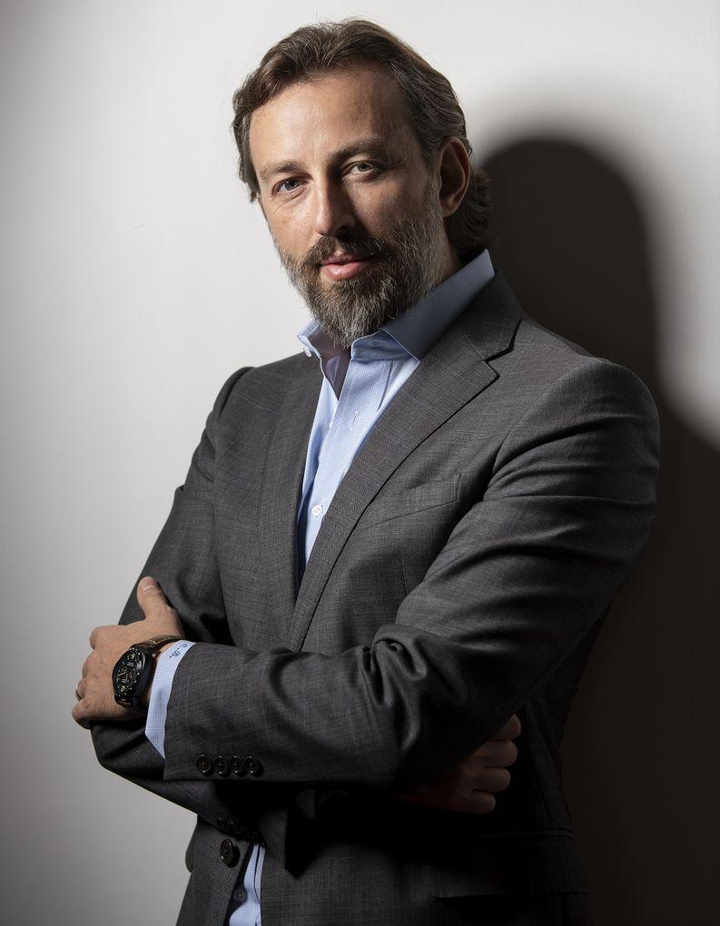 Cem Bodur Anker Türkiye, İsrail ve Orta Asya Ülke Müdürü