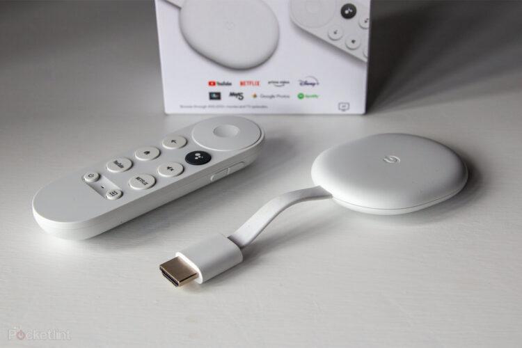 Chromecast fabrika ayarlarına döndürme adımları
