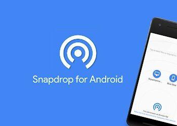 Android için AirDrop alternatifi: Snapdrop