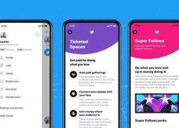 Twitter Spaces ile para kazanma özellikleri test ediliyor